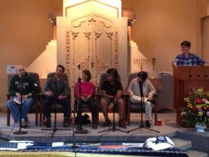 Fall Kallah 2013 Family Panel